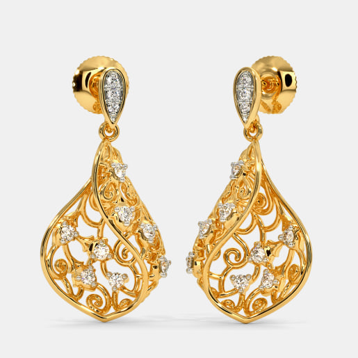 The Adeline Drop Earrings