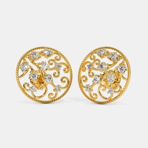 The Allie stud Earrings