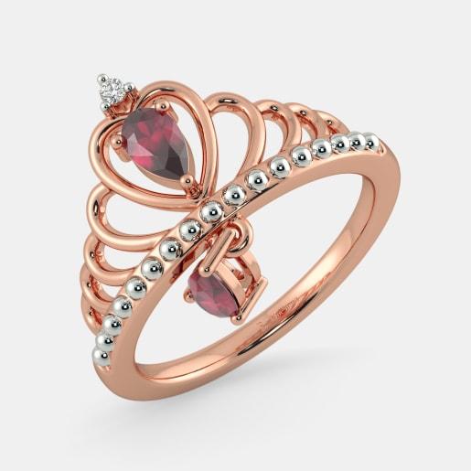 The Jonet Crown Ring