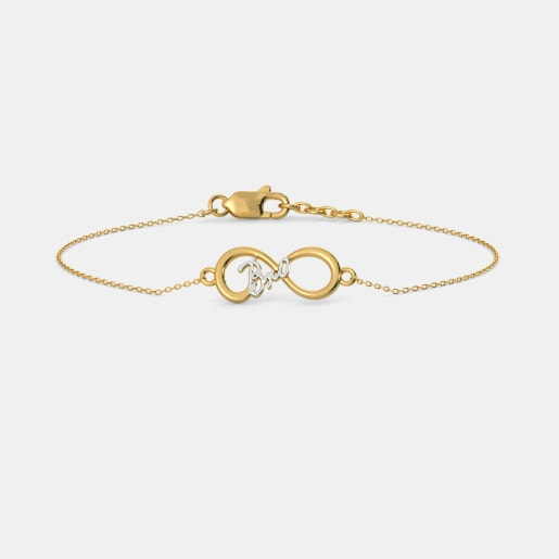 The Infinite Bro Love Bracelet