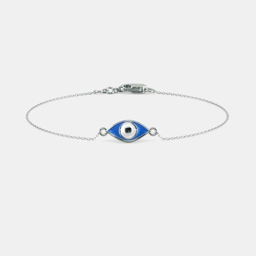 The Felice Evil Eye Bracelet