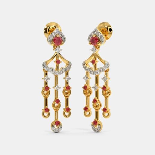 The Nahya Dangler Earrings