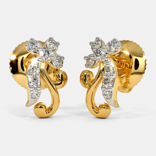 The Welina Stud Earrings