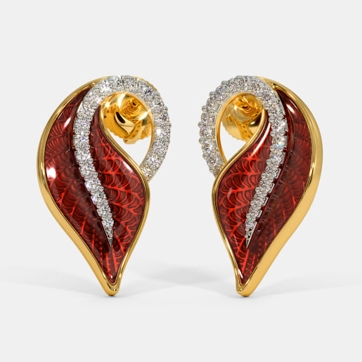 The Alipriya Stud Earrings