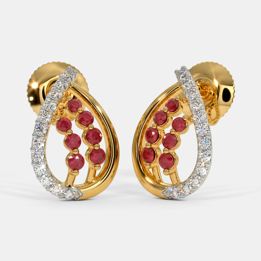 The Aashaka Stud Earrings