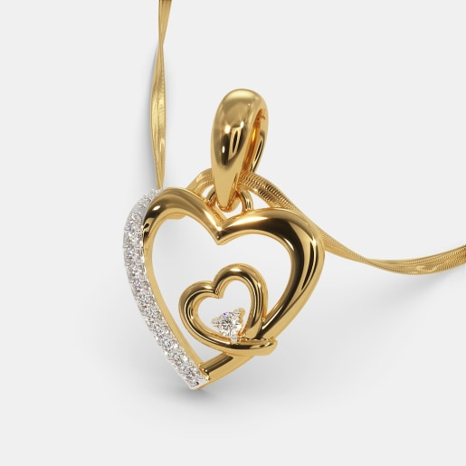 The Lovers Hearts Pendant