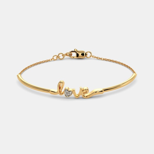The Susan Love Oval Bangle