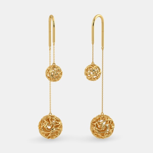 The Kanaka Sui Dhaga Earrings