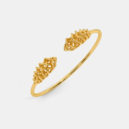 The Anvi Twister Bangle
