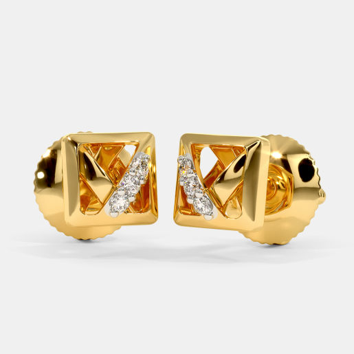 The Aeni Stud Earrings