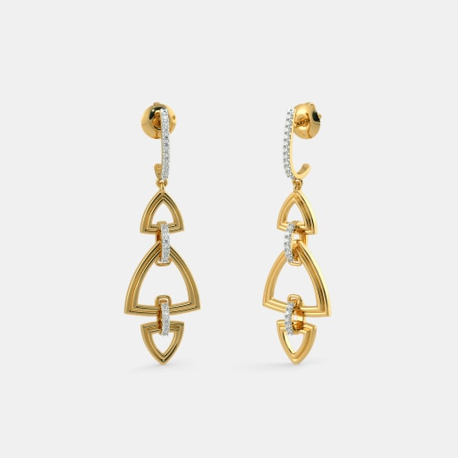 The Mavis Chic Drop Earrings