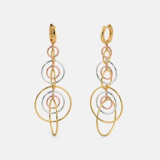 Plain Gold Earrings Buy 200 Plain Gold Earring Designs Online In