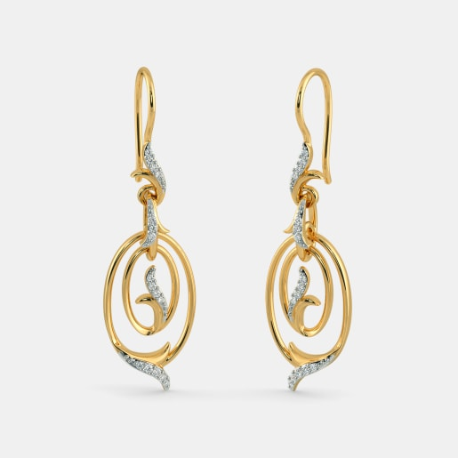 The Caitriona Drop Earrings
