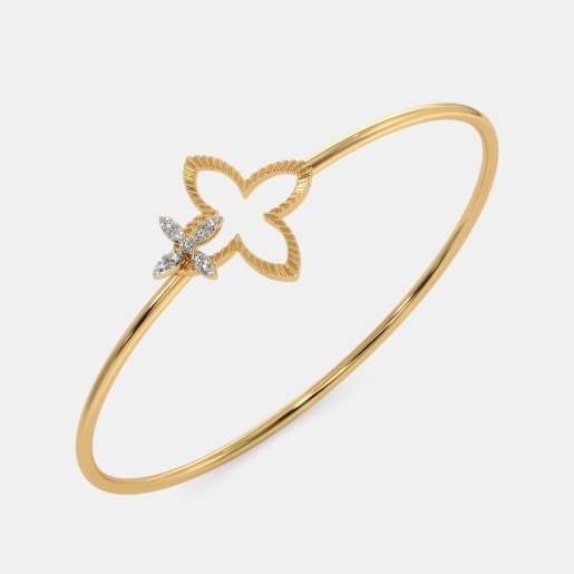 The Lilah Toggle Bangle