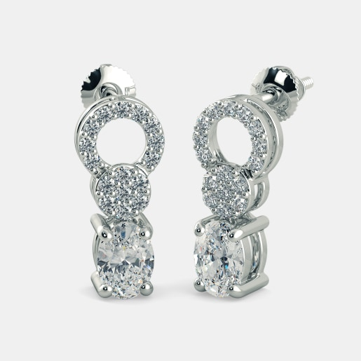 The Orbicular Touch Earrings
