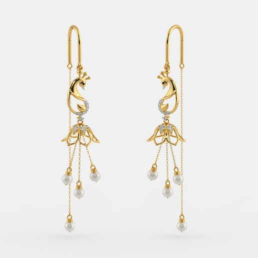 The Kamini Sui Dhaga Earrings