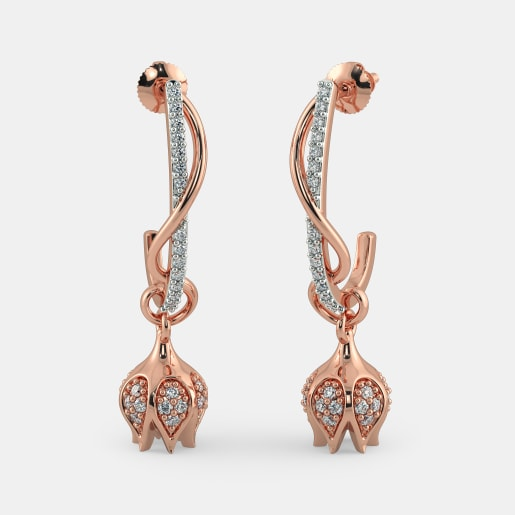 The Birdena Drop Earrings