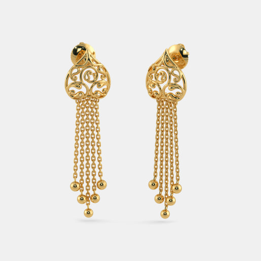 The Shuba Drop Earrings