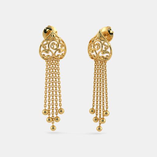 The Shuba Drop Earrings