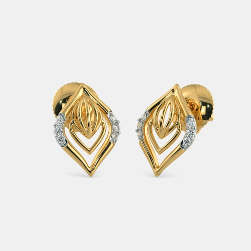 The Hiya Stud Earrings