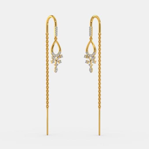 The Aamira Sui Dhaga Earrings
