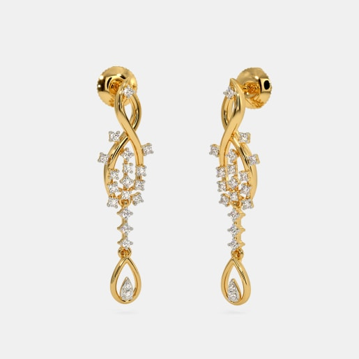 The Elira Drop Earrings