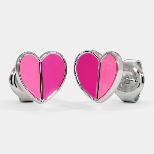 The Sweetheart Kids Stud Earrings