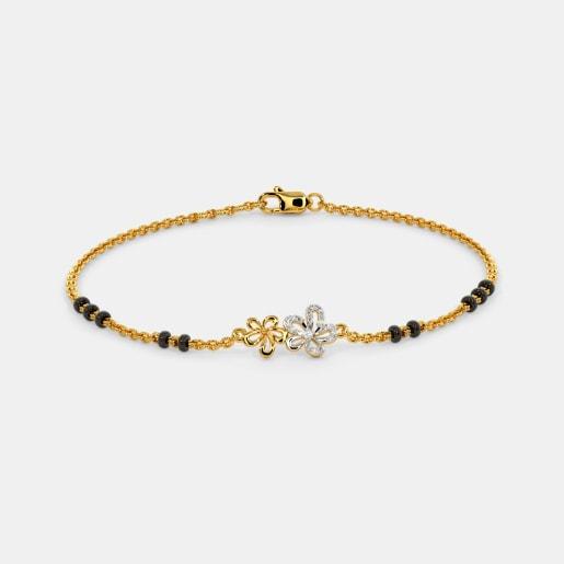 The Nariya Mangalsutra Bracelet
