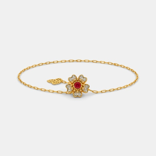 The Bloom Slider Bracelet