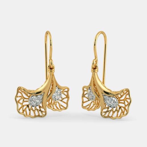 The Celosia Drop Earrings