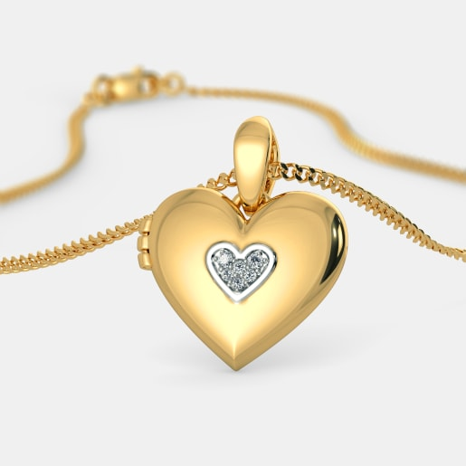 The Season of Love Openable Pendant