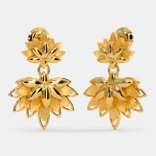 The Padmalakshmi Drop Earrings