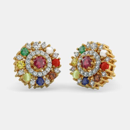 The Priyala Earrings