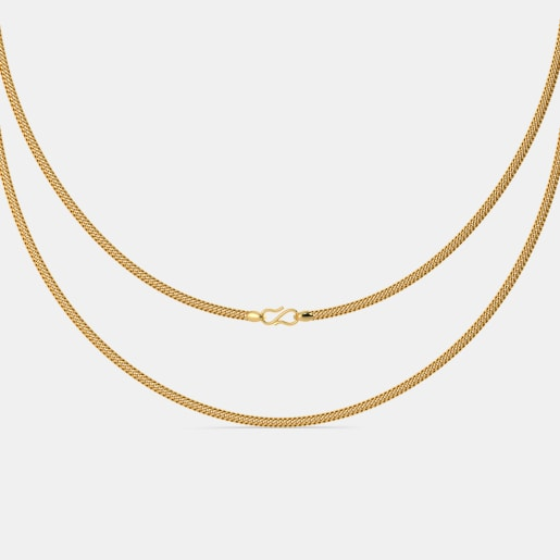 The Adhamya Gold Chain