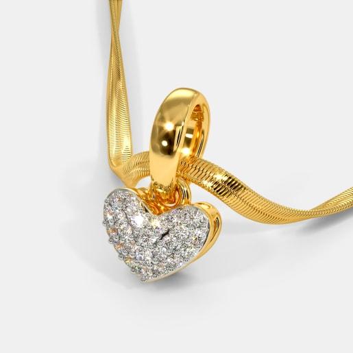 The Cute Heart Pendant
