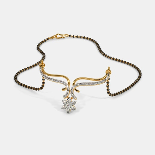 The Aash Mangalsutra