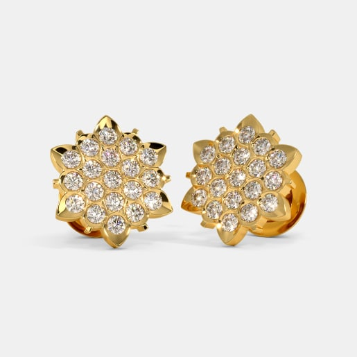 The Hilla Stud Earrings