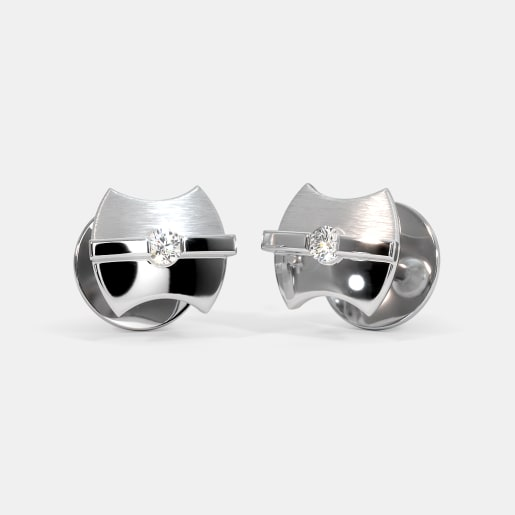 The Barret Stud Earrings