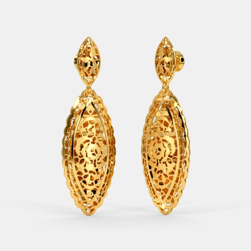 The Ellina Drop Earrings