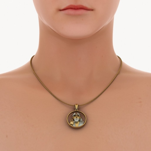 The Sri Sai Pendant
