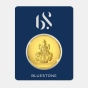 50 gram 24 KT Lakshmi Gold CoinCertificate
