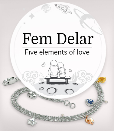 Fem Delar Collection